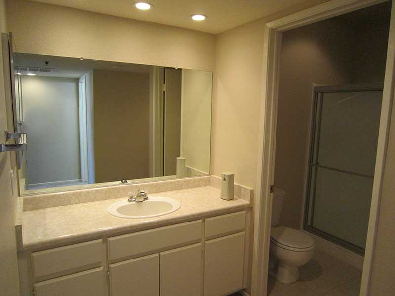 Bathroom and Dressing Area